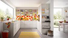 Küche U Form